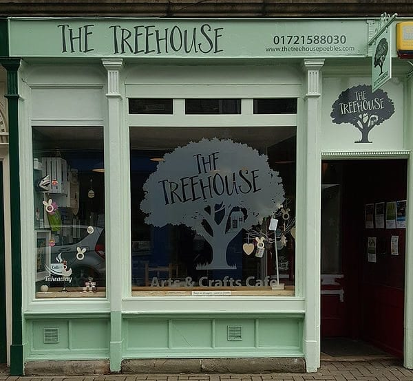 The Treehouse Arts & Crafts Cafe